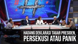 Mata Najwa Part 3 - Gara-Gara Tagar: Hadang Deklarasi Tagar Presiden, Persekusi atau Panik