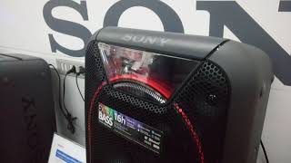 Sony gtk xb90