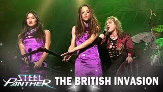 """Steel Panther - """"The British Invasion"""" Teaser #2 """"Asian Hooker"""""""