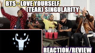 BTS (방탄소년단) LOVE YOURSELF 轉 Tear 'Singularity' Comeback Trailer REACTION/REVIEW Mp3