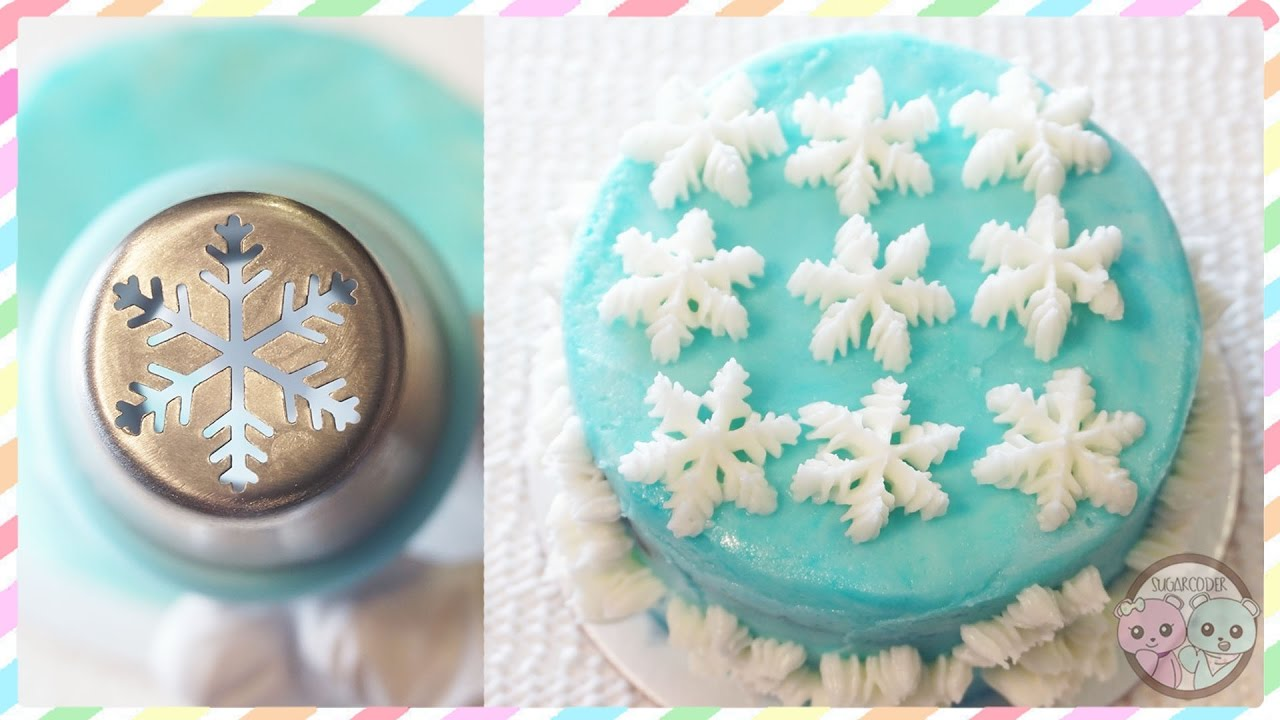 Cake Piping Guide