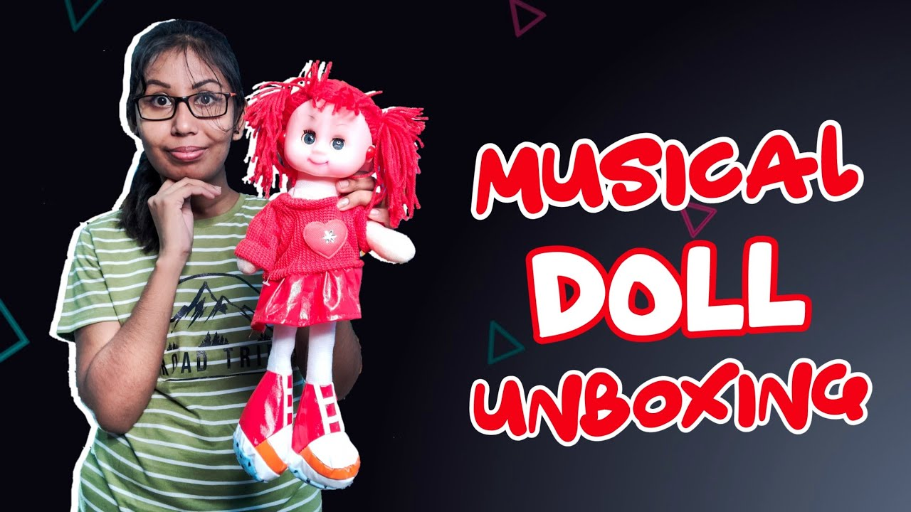 GIANT DOLL UNBOXING | Red Doll Unboxing |  Doll Toy Unboxing | Big Doll Unboxing | Jyoti Toys Review