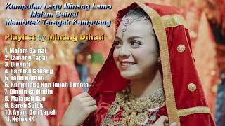 #MH Kumpulan Lagu Minang Lamo |Malam Bainai