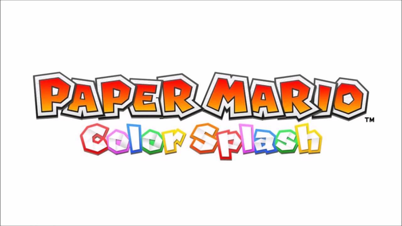 Prism Island - Paper Mario  Color Splash - Prism Island - Paper Mario  Color Splash