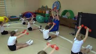 «Детский фитнес» или нескучная физкультура