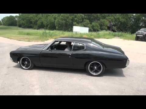 1970 Chevelle 454 Big Block Roller Rockers Auto Ps Power