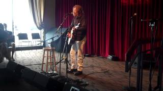 "Jimmer Podrasky performs ""Mickey of Alphabet City"" at XPN"