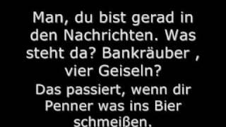 Prinz Pi ft. Casper - Nie wieder Lyrics