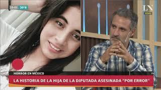 Video El momento en que la diputada mexicana se entera que mataron a su hija - Café de la Tarde download MP3, 3GP, MP4, WEBM, AVI, FLV November 2018