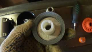 Насадка на дриль, для заточування свердел. 2 ч.