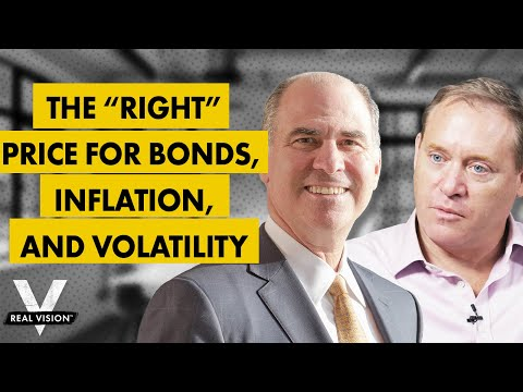 """The """"Right"""" Price for Bonds, Demographics and Inflation, and Cheap Bets on Volatility"""