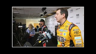 Kyle Busch Questions Young Starts for Some Racers