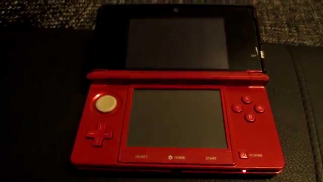 Avance: EasyRPG Player funcionando en 3DS