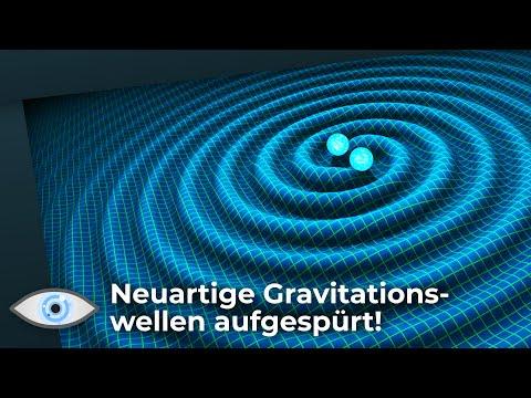 Neue Ära der Gravitationswellenforschung: Brummende Art entdeckt