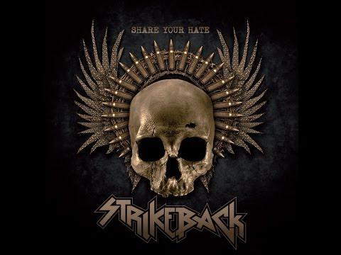 Strikeback - Share Your Hate [Full Album] 2014