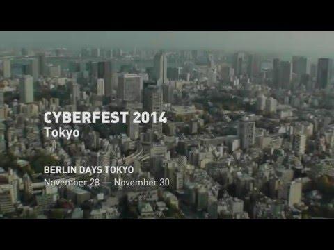 CYBERFEST 2014 - Tokyo - PATTERNS OF THE MIND