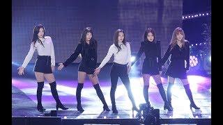 Gambar cover 레드벨벳 (Red Velvet) 러시안 룰렛 (Russian Roulette) [4K] 직캠 Fancam (평창) by Mera