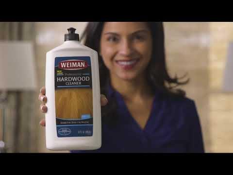 Weiman Hardwood Floor Cleaner [Amazon Coupon Inside]