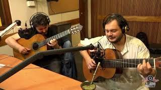 A San Telmo Yamandu Costa y Hugo Rivas en El Arranque
