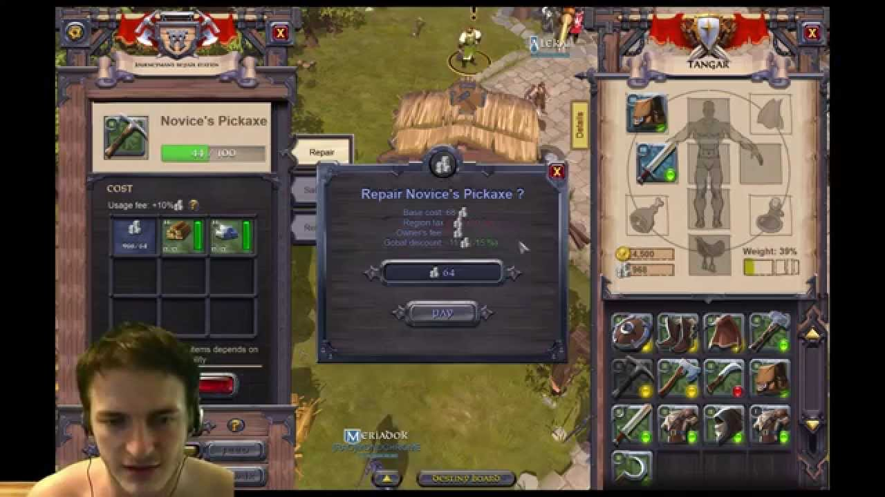 Albion Online Problems albion online repair guide — mmo, mmorpg and online games