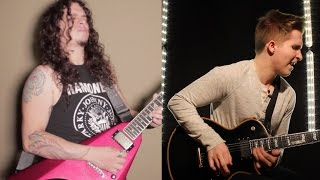 Guitar Battle - Cole Rolland VS Charlie Parra Del Riego