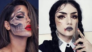 Halloween Makeup and Halloween Costumes Ideas - Scary 2018 | part-4