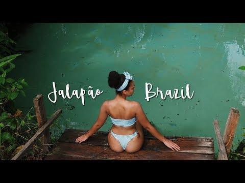 Epic Brazil Travel Vlog   Jalapão, Tocantins Episode 1   bea tetteh