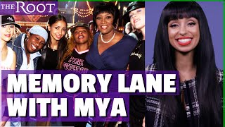 Grammys to Patti Labelle to Jay Z, Mya Talks Biggest Moments of 20 Year Career