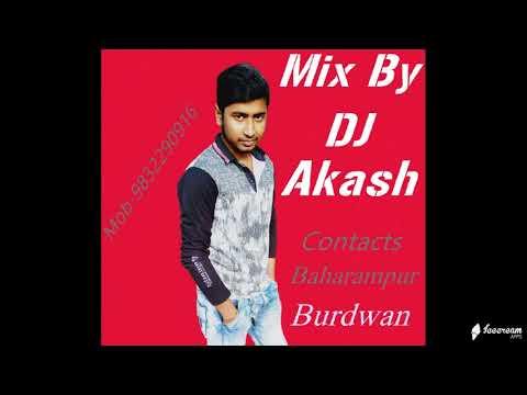 Mujh ko Rana Jee Maaf Karna Mix  Dj Akash  Baharampur BurdwanBy