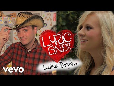 VEVO - Vevo Lyric Lines: Ep. 15 – Luke Bryan