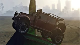 E291 Our Canis Merryweather Mesas! Open & Closed Roof Customizations! - Lets Play GTA5 Online 60fps