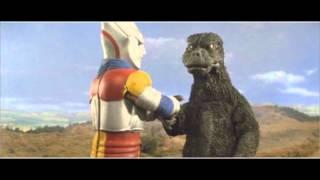 """Godzilla vs Megalon ( 1973 ) """" Victory Shake """" - Riichiro Manabe"""