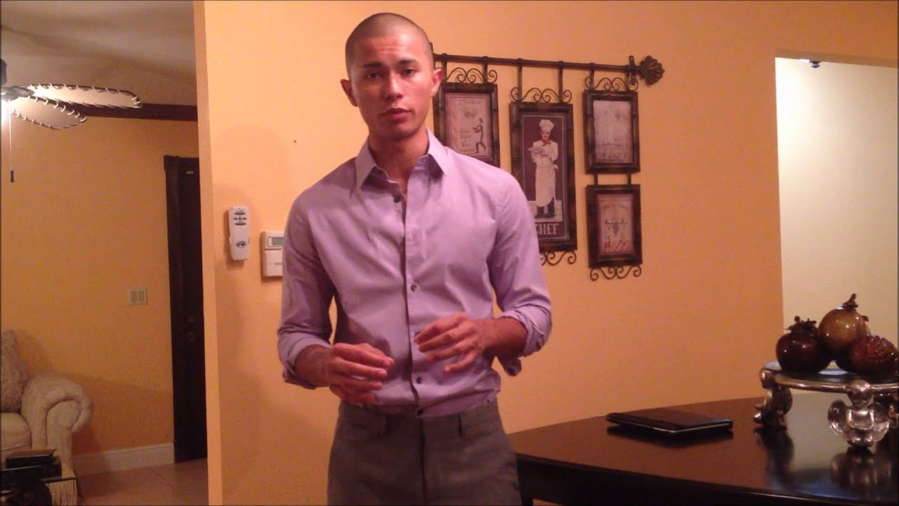 Men's Dress pants (how to shop for the best fit) - YouTube
