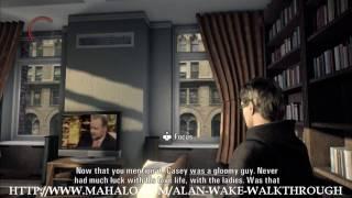 Alan Wake Walkthrough - Episode Six: Departure Part 1
