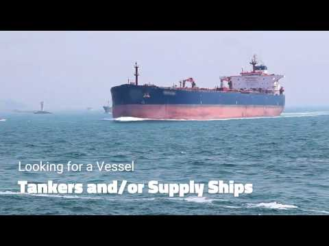 Drilling Support Vessels and Oil Tankers
