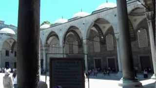 Turkey - 2012 Istanbul Blue Mosque Стамбул  Голубая Мечеть(Как я попала в Америку - http://www.youtube.com/watch?=ohr-xAdKc_s Как женщины заправляются - http://www.youtube.com/watch?v=FLXgggcYGuY Ялта ..., 2012-06-23T22:35:59.000Z)