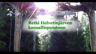 Retki Helvetinjärven kansallispuistoon