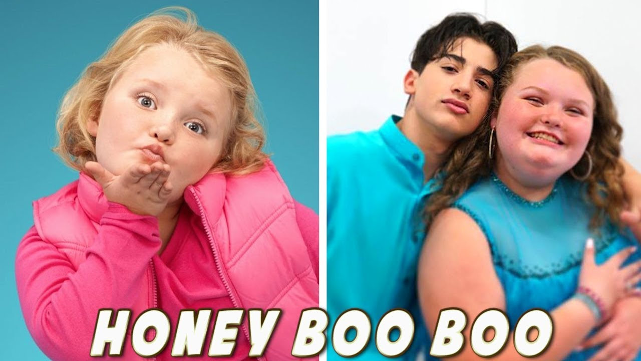 Here Comes Honey Boo Boo  Then And Now - Youtube-5349