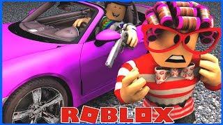 THEY STOLE GRANDMA'S CAR (THE BOPE #17) ROBLOX CINEMA 😥