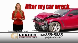 Car Wreck Lawyers | Baton Rouge | Gordon McKernan Injury Attorneys