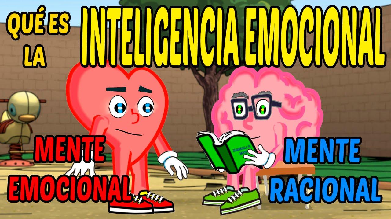 QUÉ ES LA INTELIGENCIA EMOCIONAL - YouTube