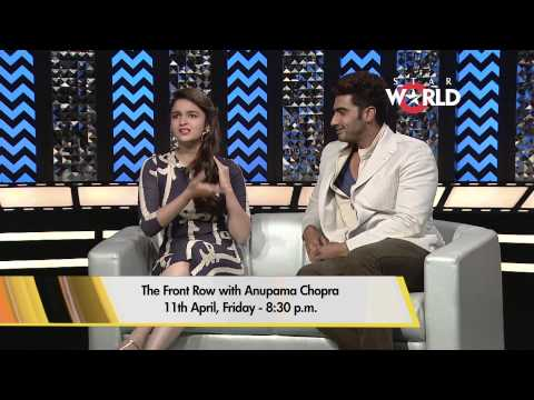 Sneak Peek: Arjun Kapoor And Alia Bhatt On What They Do Best