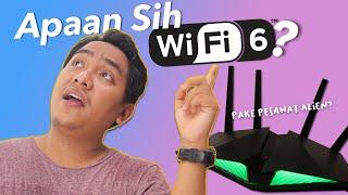 Internet 9,6 GBPS? Apaan Sih Wifi 6? - Feat ASUS RT-AX82U