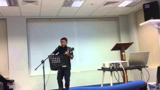 You Are My Portion by Brother Leoben Salvacion
