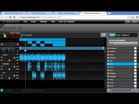 Como hacer tu propia musica de forma facil, gratis y Online
