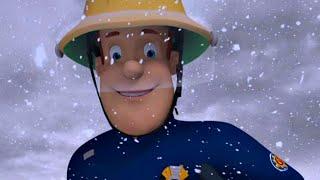 New Fireman Sam 🌟 Wild Snow Challenge ❄️Christmas Special 🎄🔥Kids Movie