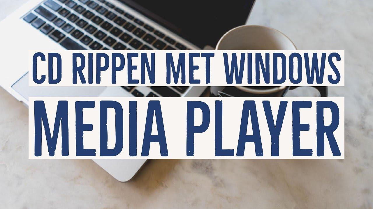 Cd Rippen Media Player