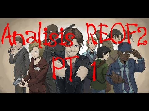 Loquendo Resident Evil Outbreak file 2 PT1 (analisis tecnico y personajes)