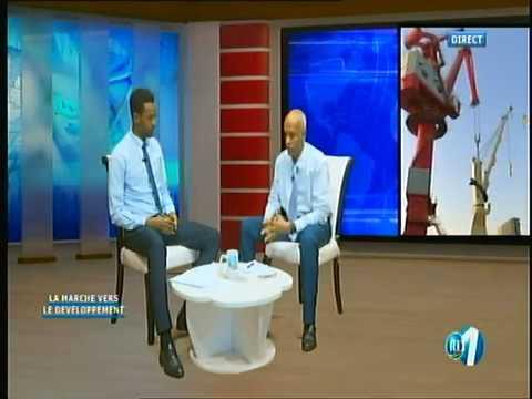 Télé Djibouti Chaine Youtube : La marche vers le développement 04/11/2017