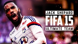 FIFA 15 ULTIMATE TEAM - ОТБРОСЫ #126